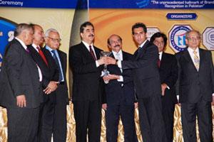 Brand of the Year Award Pakistan - Mustakbil