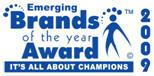 Brand of the Year Award Logo